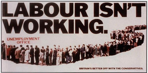1978 Conservatives Labour Isnt Working