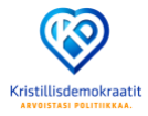 Kristillisdemokraatit.logo